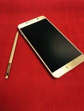 Samsung Galaxy Note 5 SM-N920A 64GB GOLD (AT&T) FACTORY UNLOCKED (8/10 Condition
