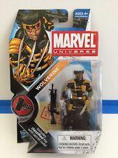 "Marvel Universe 3.75"" Series 2 #027 Team X Wolverine X-Men Hasbro Brand New Moc"