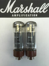 EL34 Marshall de rechange d'origine valve / tube matched paire (2 pcs)