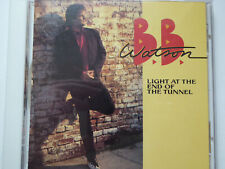B.B. WATSON * Light At The End Of The Tunnel * VG++ (CD)