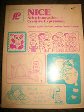 vtg Nice -Nifty Innovations for Creative Expression Teacher Classroom homeschool