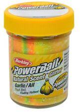 (100g/7,00€)  Berkley Natural Scent Trout Bait Garlic Rainbow 1203187