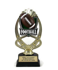 Football Trophy- MVP- Coach- Recognition- Team- Desktop Series- Free Lettering