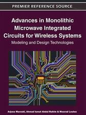 Advances in Monolithic Microwave Integrated Circuits for Wireless Systems :...