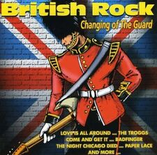 British Rock: Changing of the Guard by Various Artists (CD)