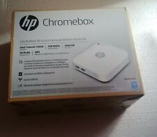 HP CHROMEBOX MINI BRAND NEW SEALED COLLECTOR