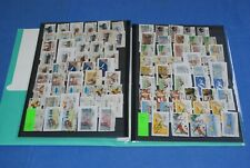 Spain ATM Frama Automatenmarken stamp 161 different Kiloware BlueLakeStamps NICE