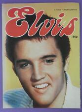 Elvis A Tribute To The King of Rock Vintage Magazine