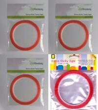 Clear 10 m Length Scrapbooking Tapes