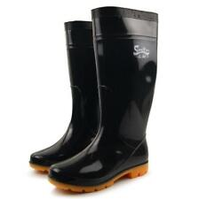 Mens Waterproof Garden Work Rubber Casual Rain Water Boots Shoes Plus Size 6--15