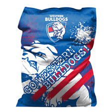 Western Bulldogs Bean Bag GIANT BIG AFL Aussie Rules Christmas Gift SALE