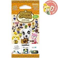 Nintendo Animal Crossing amiibo Serie 3 Pack of 3 Cartes