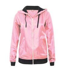 Abrigos y chaquetas de mujer de color principal rosa talla M de poliéster