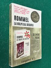 Desmond YOUNG - ROMMEL LA VOLPE DEL DESERTO , Longanesi Pocket (1966) Libro