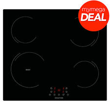 MyAppliances REF29125 60cm Black Touch Control Boost Induction Hob