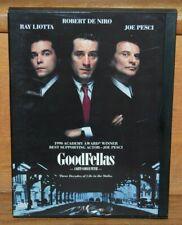 Goodfellas (1990) Dvd Martin Scorsese • Robert De Niro • Ray Liotta • Joe Pesci