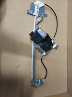 PEUGEOT 207 regulator window driver front door electric  with COMFORT(r1)