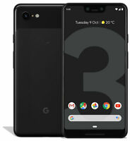 Google Pixel 3 XL - 64GB - Black (Unlocked) - Preowned 100% Tested & Functional