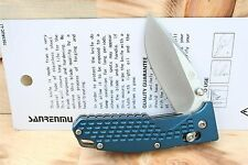 Couteau High Performance Sanrenmu Axis Lock Folding Pocket Knife 3.54'' closed