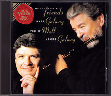 James GALWAY MUSIC FOR MY FRIENDS Mouquet Doppler Morlacchi Taffanel Hüe Gaubert