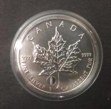 2012 Canada $5 1oz Leaning Tower of Pisa Privy Mark Silver Maple Leaf coin