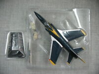 1/72 Scale US Navy Blue Angles F11F-1/F-11A Tiger Fighter Aircraft Diecast Model