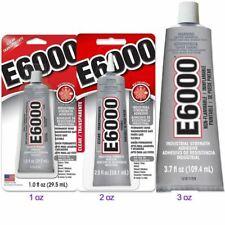 Original E6000  110ml  29ml  9ml Glue Multi-Purpose Industrial Strength-0FREE UK