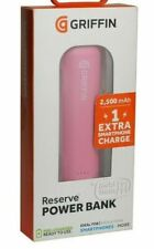 Griffin Reserve 2,500mAh Powerbank Pink