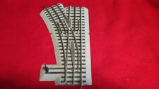 Lionel Fastrack 0-36 Left Hand Manual Switch  no Box
