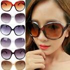 Fashion Women Lady Classic Shopping Eyewear Multi-colors Oversized Sunglasses YX