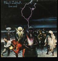 VINYL LP Black Sabbath - Live Evil 2LP WB 1st pressing NM