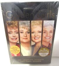 The Golden Girls  Complete Seventh and Final Season (DVD, 2007) Betty White New