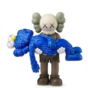 """KAWS GONE """"Blue Edition"""" 2019 - NEW IN BOX"""