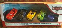 CARS 3 - PISTON CUP RACE 5 Pack Next Gen LEAK LESS #52 RACELOTT - Mattel Disney