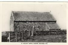 More details for lewis , st molua's temple , eoropie , restored 1912  , western isles (rn36 )