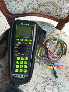 Greenlee sidekick plus 1155-5017 With Carrying Case, Power Supply