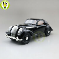1/18 Skoda Popular Monte Carlo Diecast MODEL CAR Toys Boys Girls Gifts Black