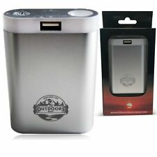 Electric Hand Warmer From The Outdoors Way Rechargeable Accessory For Hunting.
