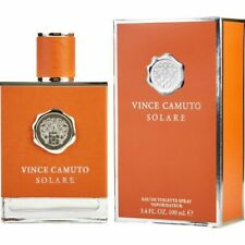 VINCE CAMUTO SOLARE cologne men 100ml / 3.4 oz EDT New in Box