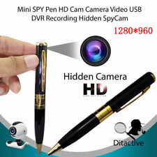 Digital Mini Spy Hidden Pen Pinhole DVR Video Recorder DV Camcorder Camera