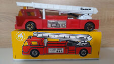 Vintage Bulgarian Tonka Tin Toy Fire Truck