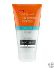 Neutrogena Visibly Clear Spot Stress Control Daily Scrub Unclog Pores UK