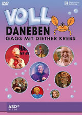 DVD * VOLL DANEBEN - GAGS MIT DIETHER KREBS # NEU OVP^