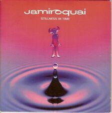 "JAMIROQUAI - CD SINGLE ""STILLNESS IN TIME"""