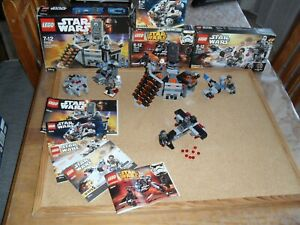 LEGO - LOT STAR WARS