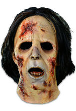 "The Walking Dead ""Suit Walker"" Licensed AMC Full Head Latex Mask With Hair"
