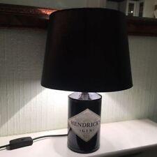 Handmade Bottle Desk Lamps