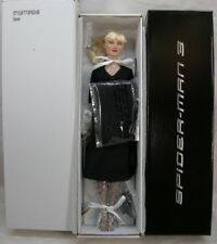"TONNER GWEN STACY STACEY BRYCE DALLAS HOWARD 16"" DOLL MARVEL SPIDERMAN 3 2007"