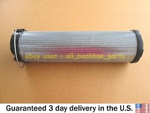 JCB BACKHOE - HYDRAULIC FILTER (JCB PART NO. 32/910100)