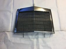 1977 1978 1979 77 78 79 OEM Lincoln Continental Town Car Chrome Grille Grill